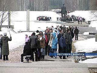 Школьники из районов Воронежской области побывали в Белоруссии