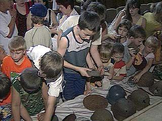 Школьники Коминтерновского района смогли прикоснуться к прошлому