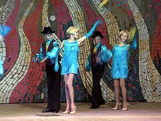 """Шоу-балет """"Флэш"""" провел отчетный концерт"""