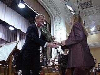Симфонический сезон открылся в областной Филармонии