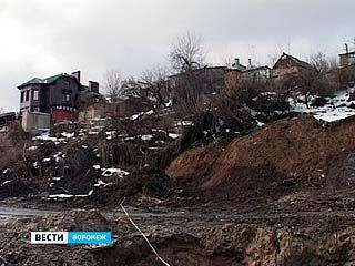 Склон на улице Красненькой планируют очистить от остатков террас и укрепить