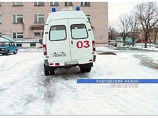 Скорая до жителей Северного микрорайона Воронежа доезжать будет быстрее