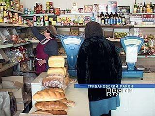 Сёла Воронежской области готовятся к водной блокаде