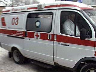 Следовавший из Воронежа пассажирский автобус попал в ДТП