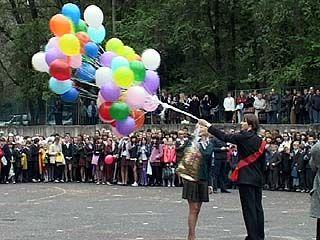 Со школой простились более 5,5 тысяч одиннадцатиклассников Воронежа