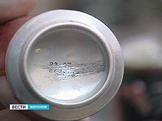 Со склада в Придонском изъяты контрафактные напитки