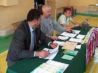 Соревнования по кикбоксингу финишировали в Воронеже