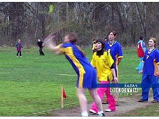 Соревнования по мини-лапте прошли в Воронеже