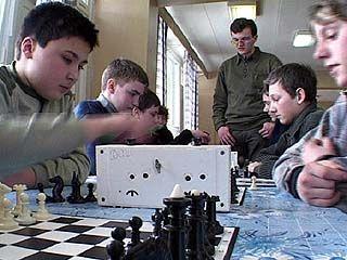"""Соревнования по шахматам """"Белая ладья"""" прошли в Воронеже"""