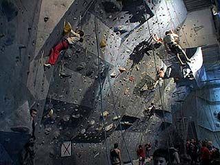 Соревнования по скалолазанию стартуют в Воронеже