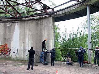 Соревнования по спасательному пятиборью прошли в Воронеже