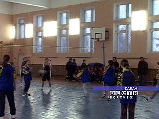 Соревнования воспитанников школ-интернатов проходят в Калаче