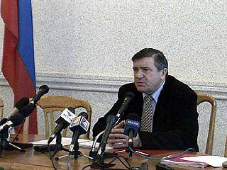 Состоялась пресс-конференция начальника АПК Ивана Дубовского