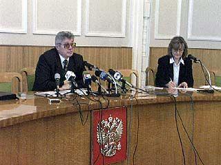 Состоялась пресс-конференция начальника управления труда и соцразвития
