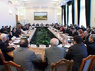 Состоялась региональная коллегия федеральных органов исполнительной власти