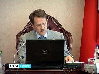Состоялась встреча Алексея Гордеева с журналистами, посвященная 3-летию работы в должности губернатора