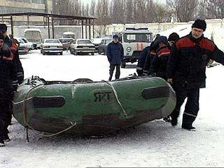 Состоялись учения поисково-спасательных служб России