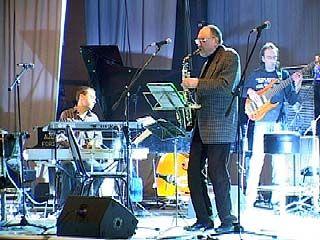 Состоялось открытие Международного фестиваля джазовой музыки