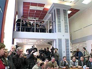 Состоялось открытие областного дома журналистов