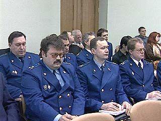 Состоялось совещание руководителей правоохранительных структур