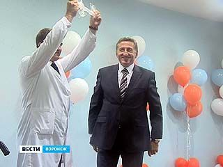 Состоялось торжественное открытие Воронежского перинатального центра
