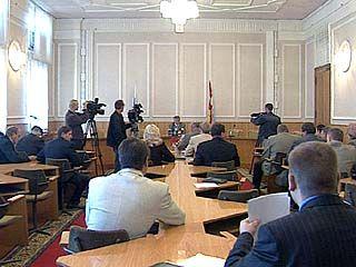 Состоялось заседание антикоррупционного совета