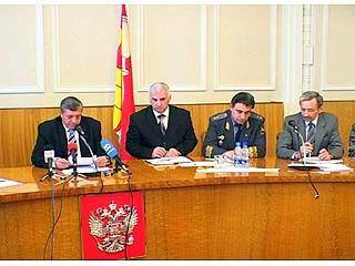 Состоялось заседание транспортной комиссии области