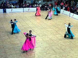 Состоялся Кубок губернатора Воронежской области по спортивным танцам