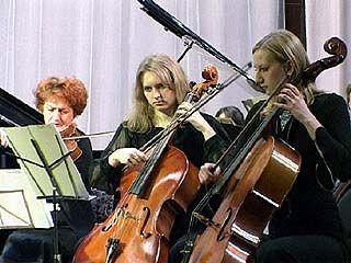 Состоялся отчетный концерт учащихся 7-ой школы искусств