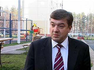 Состояние городских дворов проверял мэр Сергей Колиух
