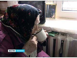 Сотни воронежских семей продолжают замерзать в своих квартирах