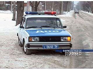 Сотрудники Борисоглебского ГИБДД провели необычную акцию