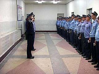 Сотрудники ДПС Воронежской области отмечают профессиональный праздник