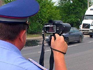 Сотрудники ГИБДД испытали приборы видеофиксации