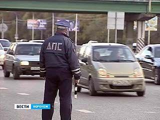 Сотрудники ГИБДД подвели итоги тотальной проверки в Воронеже