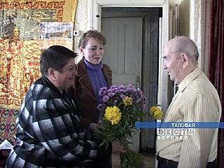 Сотрудники таловской библиотеки на дому посещали своих подписчиков