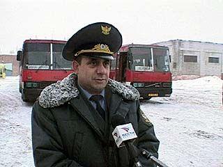 Сотрудники транспортной инспекции провели проверку ПАТП ╧3 и ╧ 5