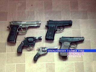 Сотрудники УБОП области задержали участников преступной группы
