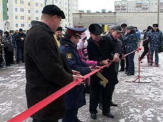Сотрудники УФСИН по Воронежской области справили новоселье