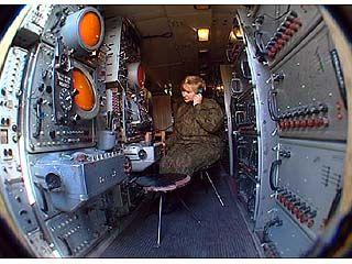 Сотрудницы 57-го радиотехнического батальона отметили двойной праздник