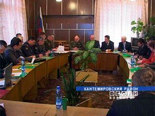 Совещание руководителей пограничных управлений ФСБ