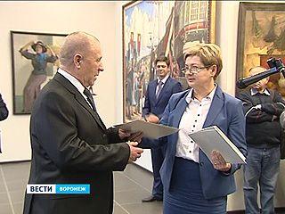 Союз художников отметил юбилей большой выставкой