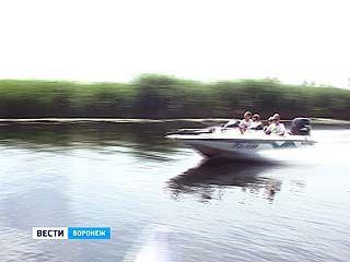 Спасатели проверяли суда, курсирующие в акватории Воронежа