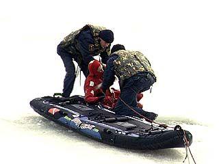 Спасатели рекомендуют прекратить выход на лёд