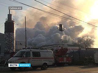 Спасатели выясняют причины пожара на Чапаева