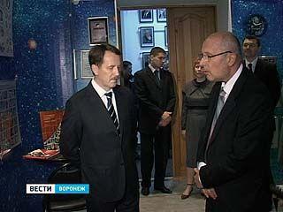 Специальный центр здоровья открылся в Воронеже