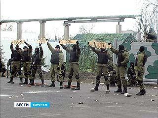 Спецназовцы отметили юбилей боевой дружбы