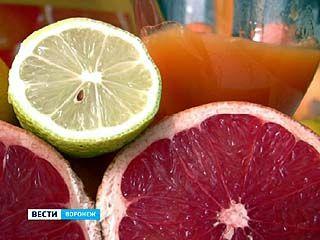 """""""Спокойный напиток"""" против весеннего авитаминоза"""