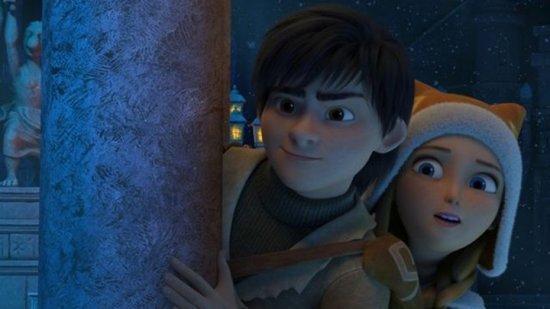 Universal Pictures купила права на воронежский мультфильм «Снежная Королева: Зазеркалье»