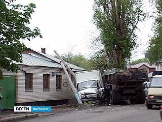 Сразу три машины столкнулись на улице Урицкого